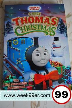 Thomas Christmas review