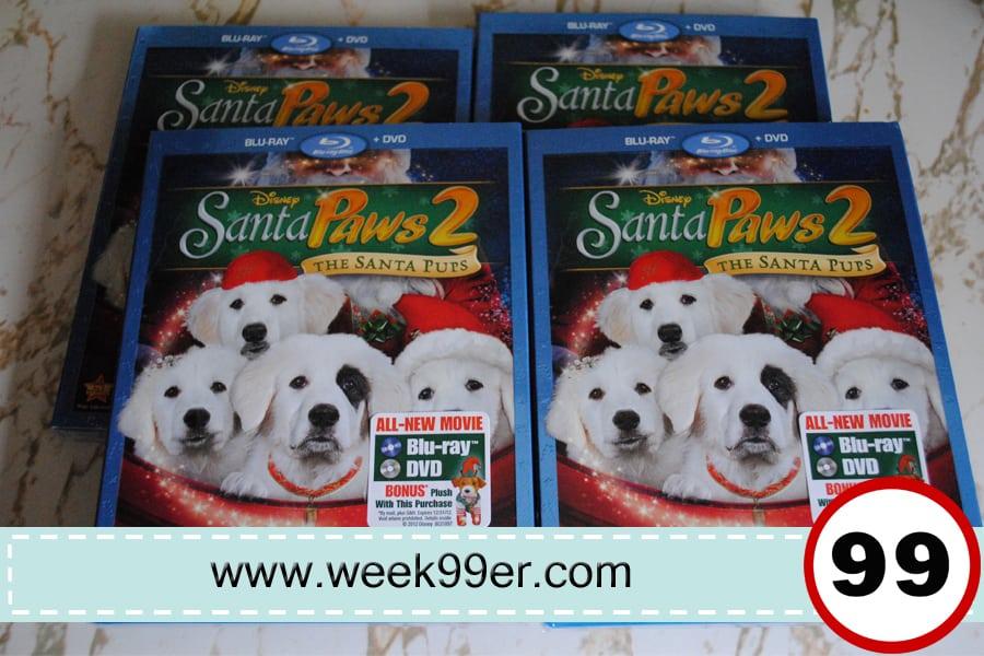 Santa Paws 2 Giveaway