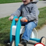 Day 30: OompaWooden Trike – Product Review & Giveaway!