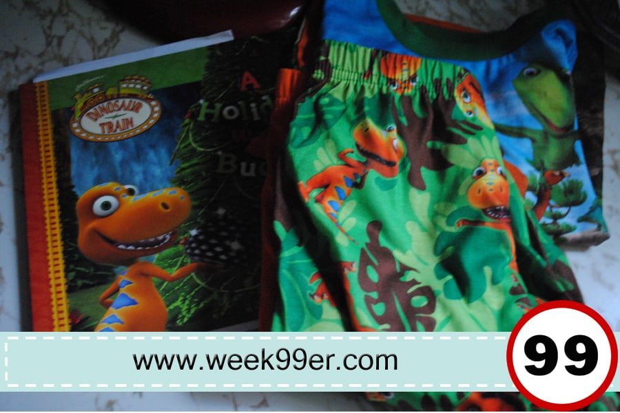 Dinosaur Train PJs