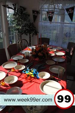 Pirates Thanksgiving