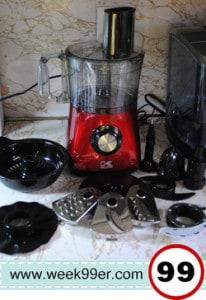 Kalorik Food Processor Review