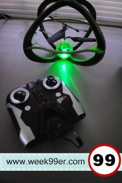 Orb Alien Technology