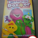 Barney Let's Go to the Doctor DVD Review & Giveaway!