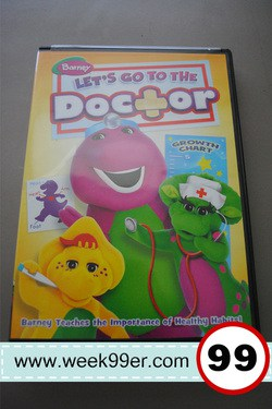 Barney Let's Go to the Doctor review