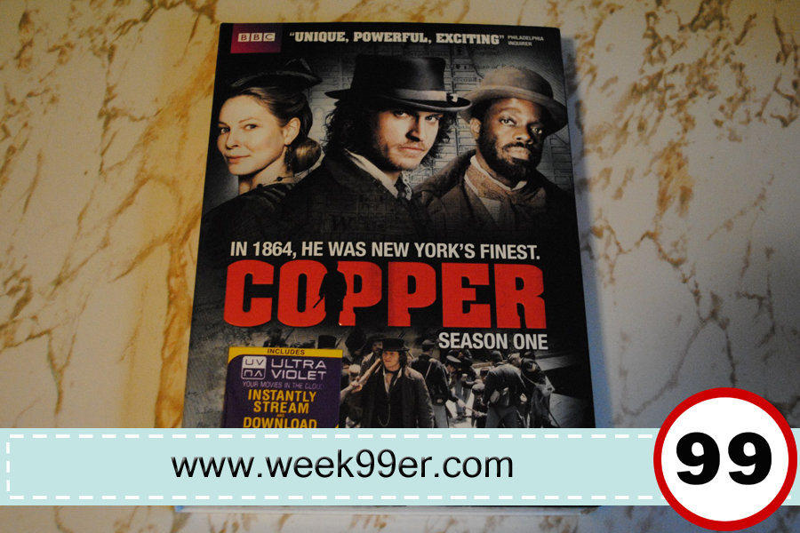 Copper Season 1 review