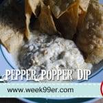 Pepper Popper Dip
