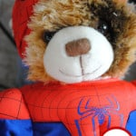 Build-a-Bear Workshop -Spiderman Champ Review