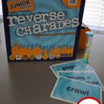 Reverse Charades Junior Edition – Review & Giveaway!