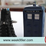 Doctor Who Salt & Pepper Shakers – Who will win the battle?