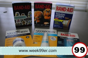 Band-Aid & Neosporin – Stuff their stockings with great new options!