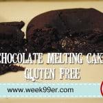 Chocolate Melting Cake Recipe – Gluten Free!