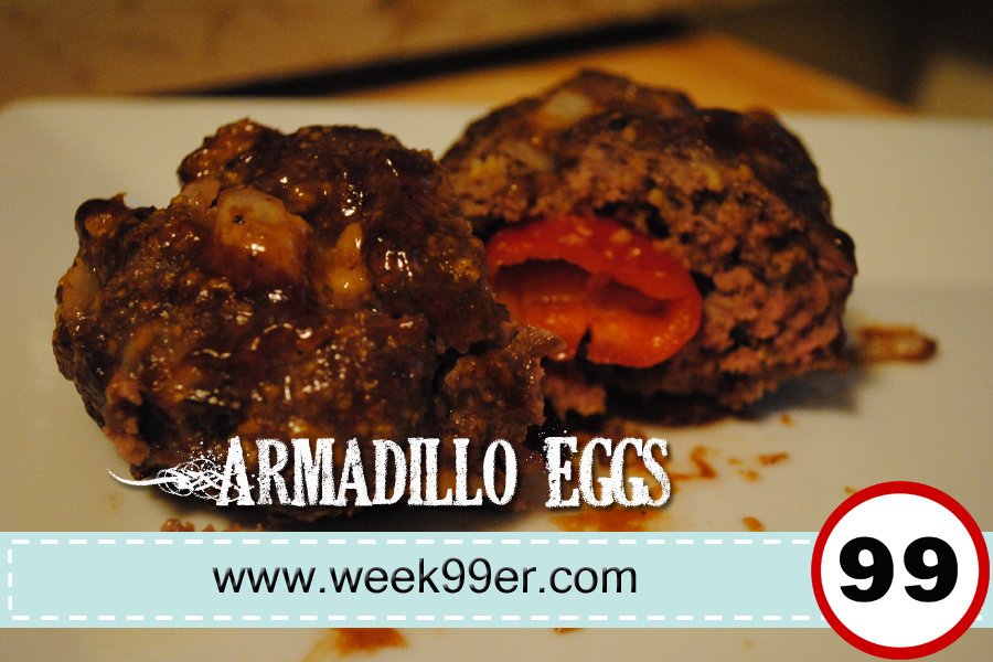 armadillo egg recipe