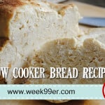 Slow Cooker Bread Recipe