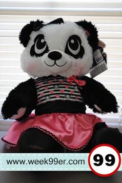 build a bear panda