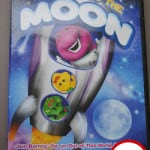 Barney Let's Go to the Moon DVD Review & Giveaway