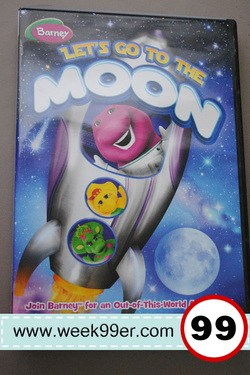 Barney Let's Go to the Moon review