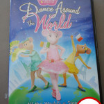 Angelina Ballerina Dance Around the World DVD Review & Giveaway