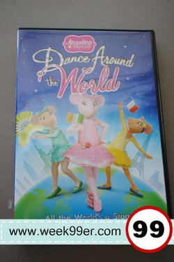 angelina ballerina review