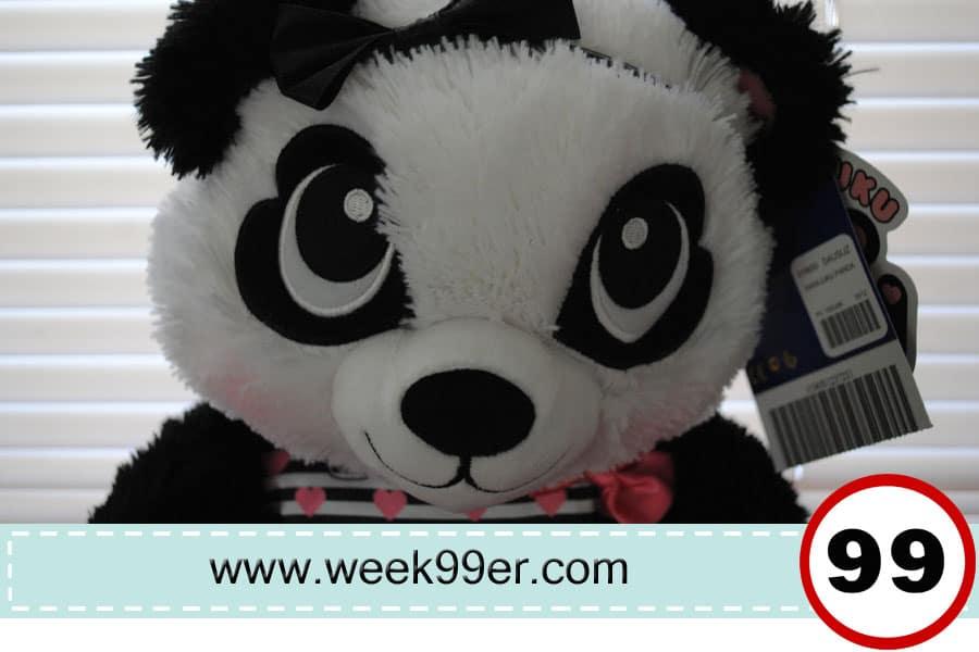 Build-a-bear panda review