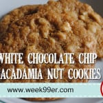 White Chocolate Chip Macadamia Nut Cookies Recipe