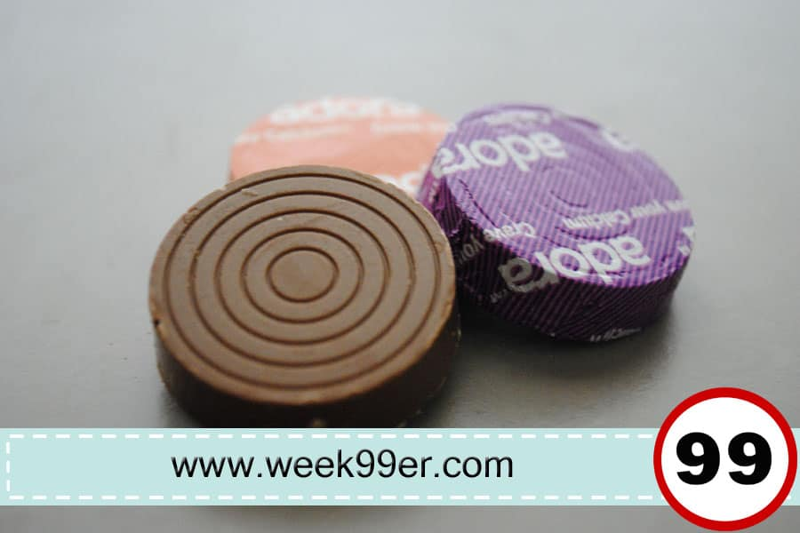 adora calcium chocolate review