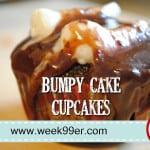 Bumpy Cake Cupcakes
