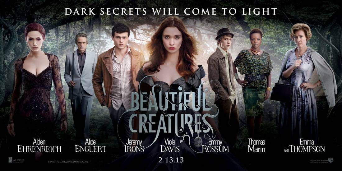 beautiful Creatures interview