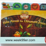 Ride Along the Dinosaur Train Review & Giveaway
