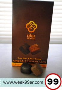 Sibu Seven Chocolate Review – Give Healthy Chocolate for Valentine's Day!