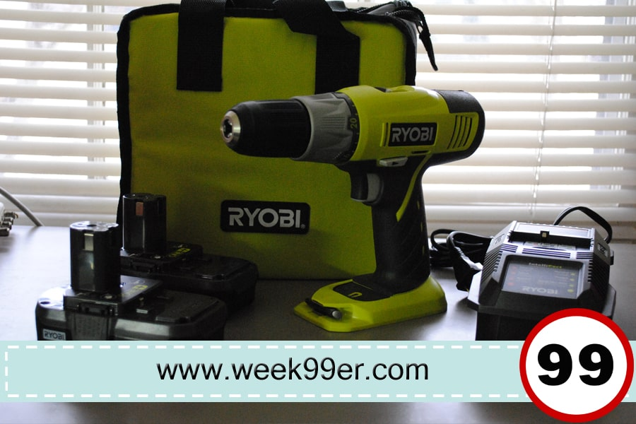 Ryobi Drill review