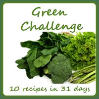 Green Recipe Challenge