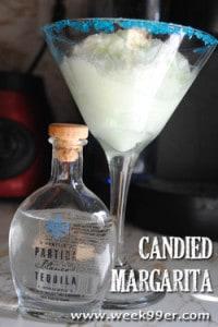 Candied Margarita Recipe