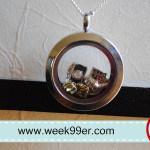 Origami Owl Medium Locket Review & Giveaway