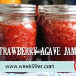 Strawberry Agave Jam – Low GI Recipe!
