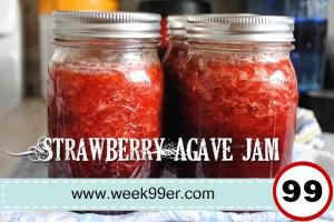 Strawberry Agave Jam – Low GI Recipe!