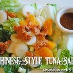 Chinese-Style Tuna Salad
