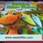 Buddy and the Nature Trackers Review and Giveaway!