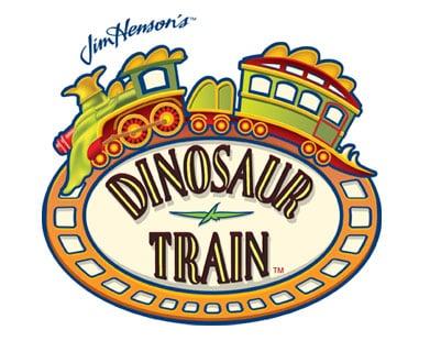 Dinosaur Train Logo
