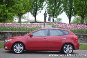 Be a Tourist in Your Own State with a Kia Forte #summersurvivalguide #Kia