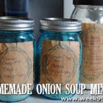 Homemade Onion Soup Mix – Gluten Free!
