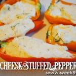 Cheese Stuffed Peppers