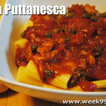Tuna Puttanesca Recipe