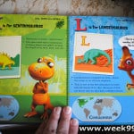 "Dinosaur Train's ""Dinosaurs A-Z"" Book Review and Giveaway"