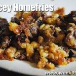 Spicey Homefries Recipe + Eat Smart Precision Retro Scale Review