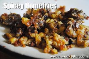 homefry recipe