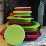 FridgeX Collapsible Silicone Storage Set Review & Giveaway