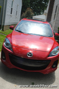 2013 Mazda 3 with SKYACTIV TECHNOLOGY – Big on Style and Space!