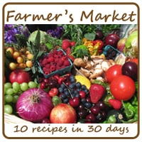 Farmer's Market Recipes