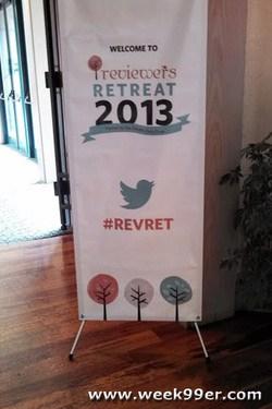reviewers retreat recap 2013